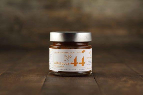 Chutney di albicocca, zenzero e miele - Del Ben Formaggi