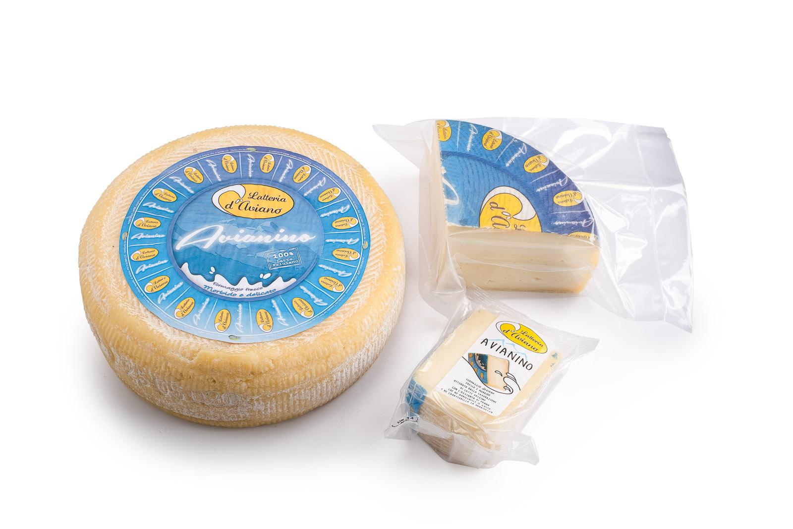 Formaggio Avianino - Del Ben formaggi