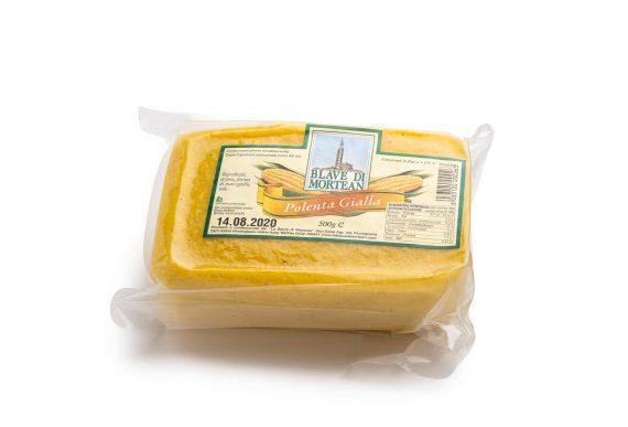Polenta gialla - Del Ben formaggi