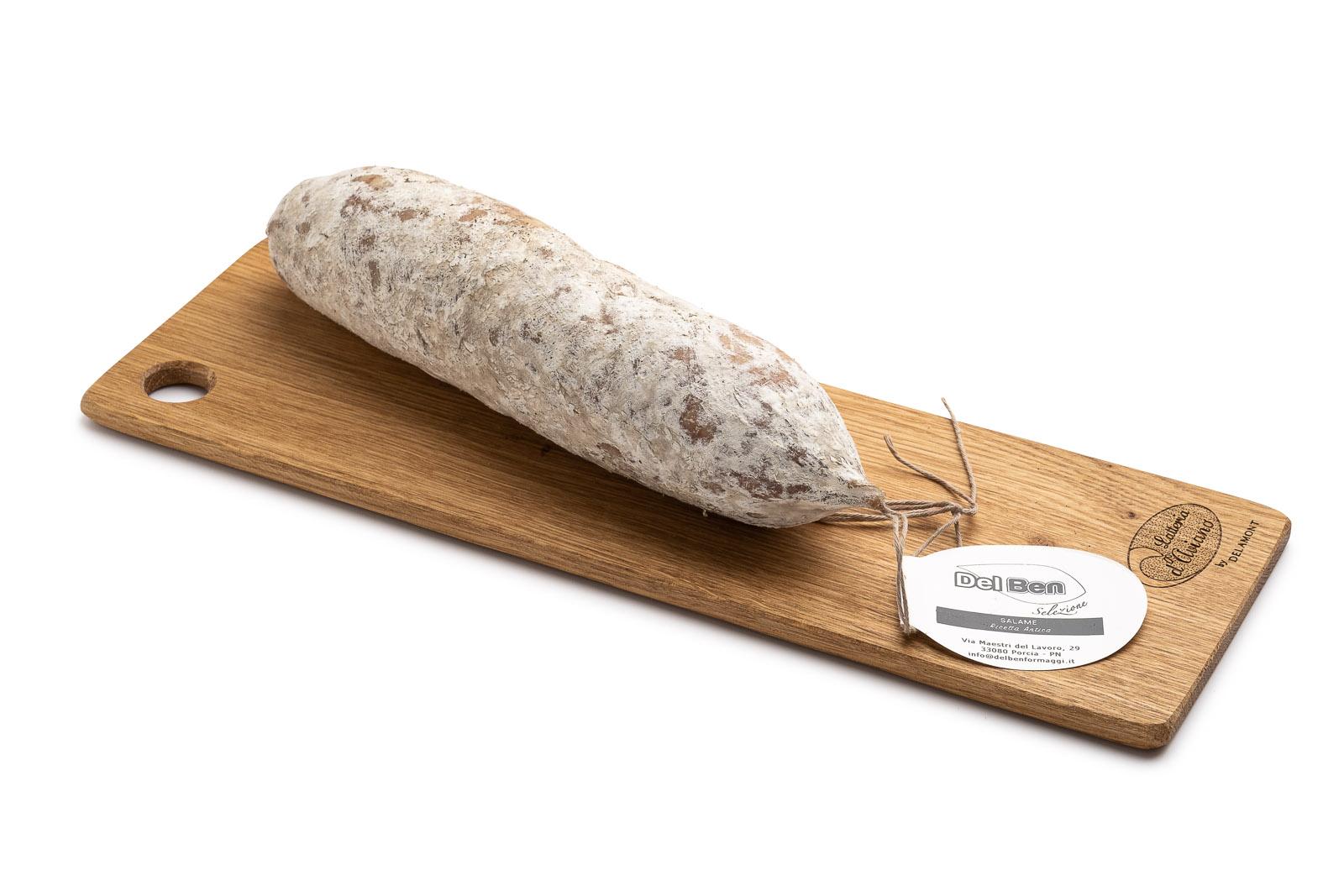 Salame con aglio - Del Ben Formaggi