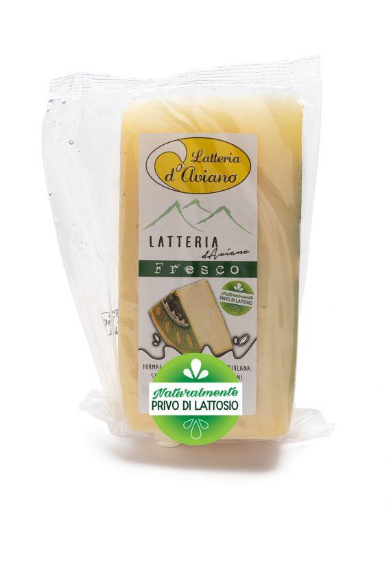 Formaggio - senza lattosio - latteria d'Aviano fresco - Del Ben formaggi - 300g