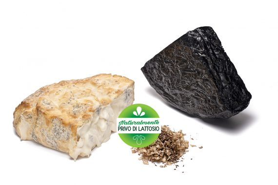 Smo king - formaggio erborinato dolce affumicato privo di lattosio - Del Ben formaggi