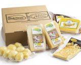 Pacchetto degustazione - Frico Box per 2/4 persone - Del Ben formaggi
